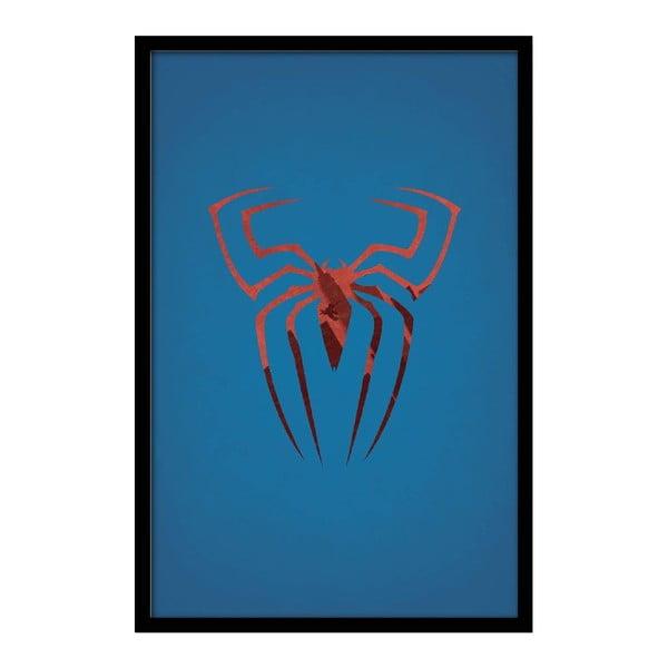 Plagát Little Spiderman, 35x30 cm