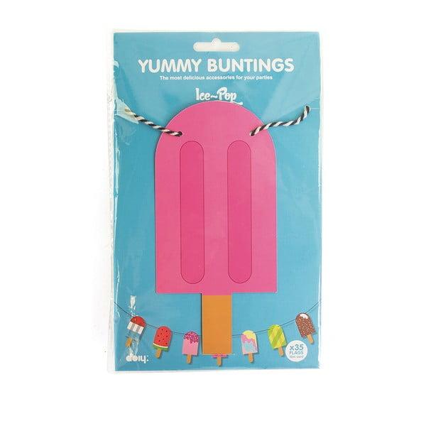 Dekorácie Yummy Popsicle