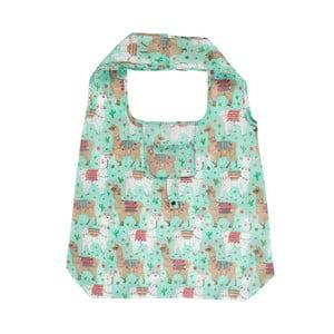 Nákupná taška Sass & Belle Lima Llama