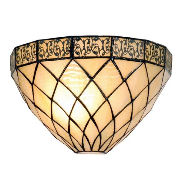 Tiffany nástenné svetlo Filigree