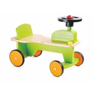 Drevená pojazdná hračka Legler Tractor