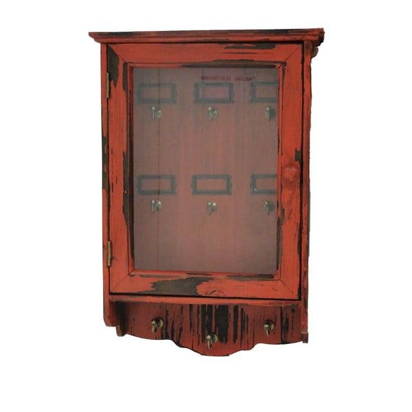 Skrinka na kľúče Clés Rouge, 30x50 cm