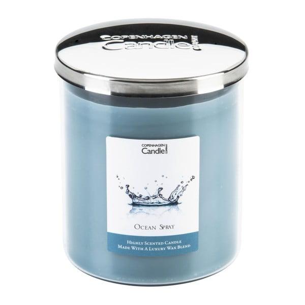 Aróma sviečka Ocean Spray, doba horenia 70 hodín