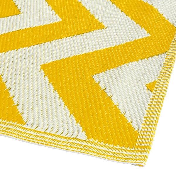 Koberec Aiko 120x180 cm, žltý