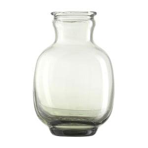 Zelená priehľadná váza A Simple Mess Yrsa
