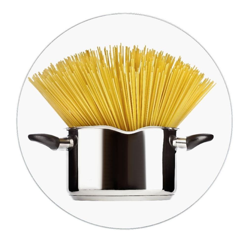 Sklenená podložka pod hrniec Wenko Spaghetti