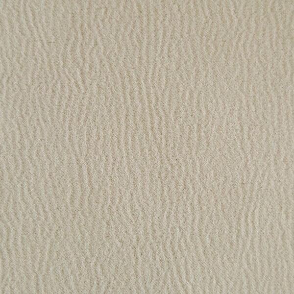 Trojmiestna pohovka Miura Munich, krémový semišový poťah