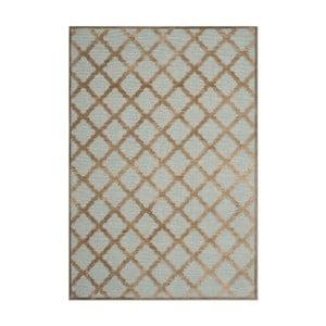 Hnedý koberec Safavieh Anguilla, 160 x 228 cm