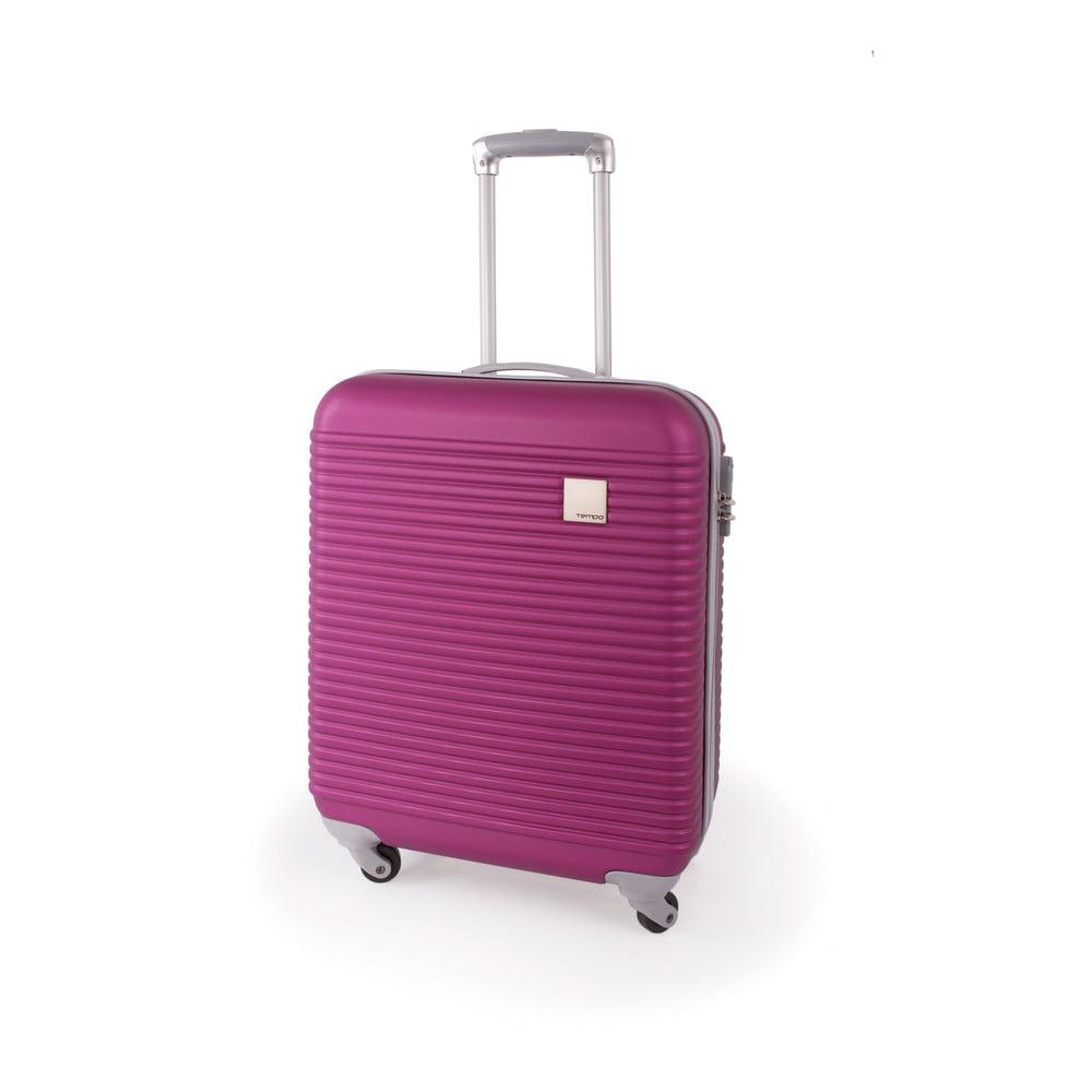 cc9126ac50851 Cestovný kufor Tempo Trolley Fuchsia | Bonami