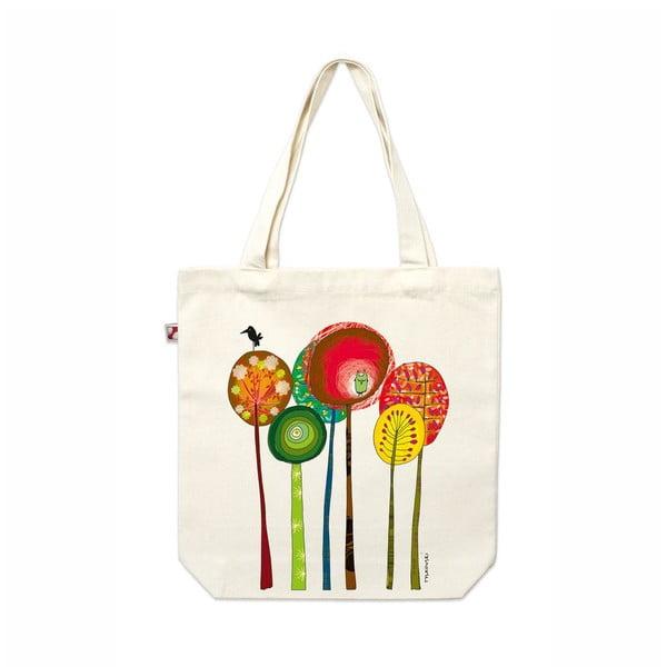 Plátenná taška Stromy II