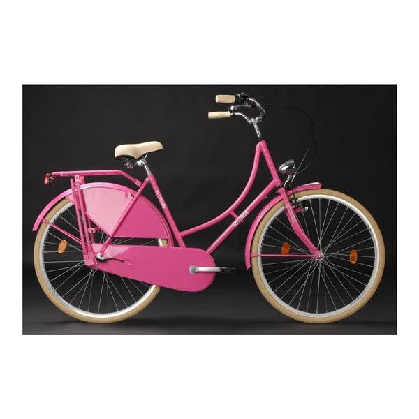 Bicykel Taussand Violett, výška rámu 54 cm, 3 prevody