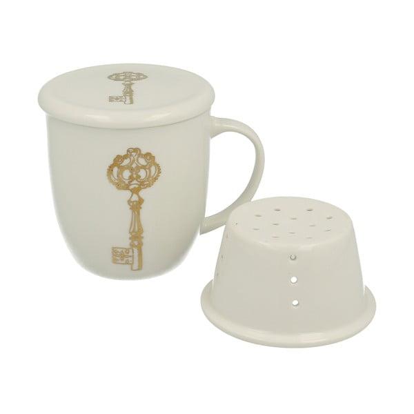 Porcelánový hrnček Duo Gift Kluc, 350ml