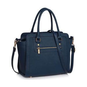 Tmavomodrá kabelka L & S Bags Trianon