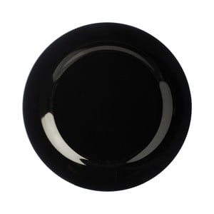 Kameninový tanier Price & Kensington Black Dinner, 27 cm