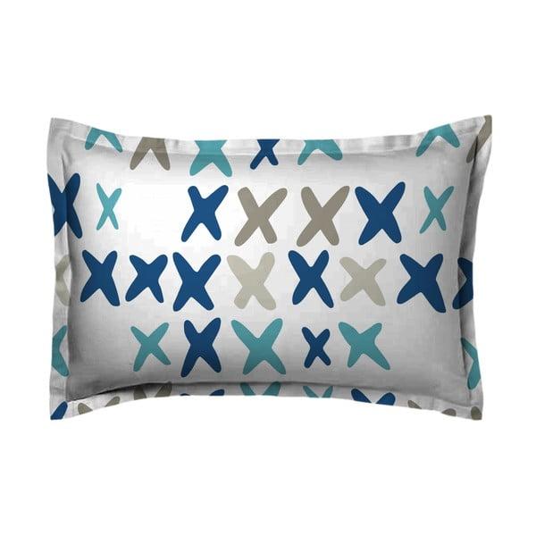 Obliečka na vankúš IXC Azul, 70x90 cm