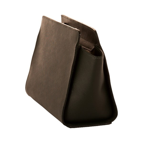 Kožená kabelka Andrea Cardone 2022 Green