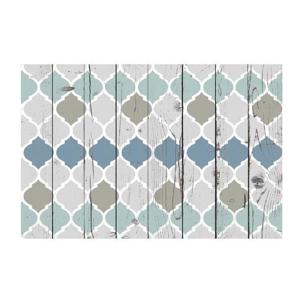 Vinylový koberec Motivo Verdes, 100x150 cm