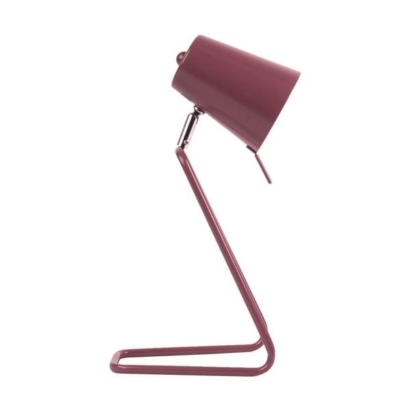 Ružová stolová lampa Leitmotiv Zet