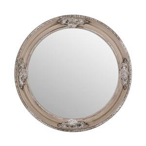 Zrkadlo v drevenom ornamentálnom ráme Moycor, ø 58 cm