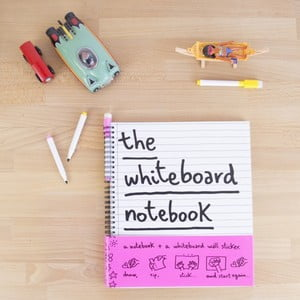 Tabuľový zápisník Whiteboard