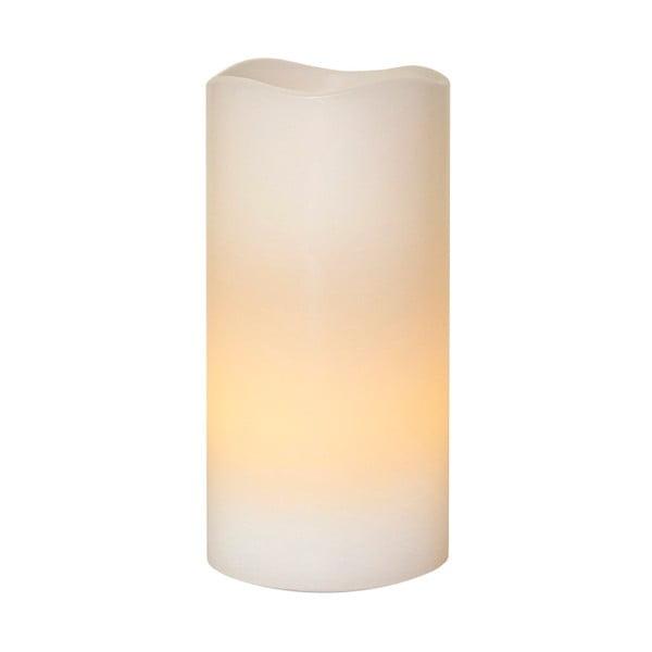 Vosková LED sviečka Best Season Ringa, 15 cm
