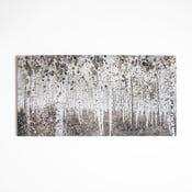 Obraz Graham&Brown Watercolour Wood, 120×60cm