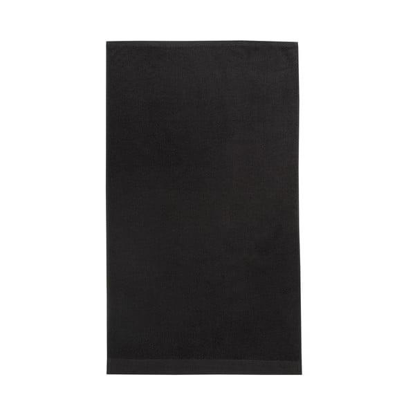 Sada 3 čiernych uterákov Seahorse Pure, 60x110cm