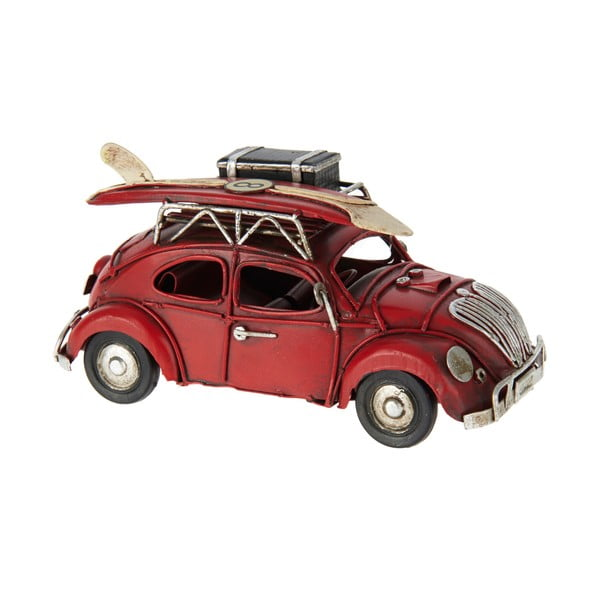 Dekoratívne auto InArt Red Retro