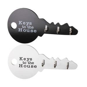 Sada 2 vešiakov na kľúče Hanger Key