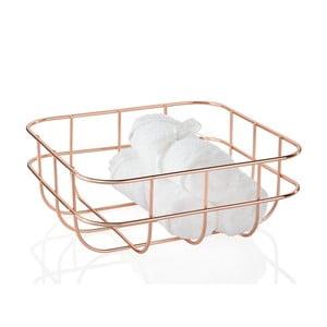 Kúpeľňový košík Copperino