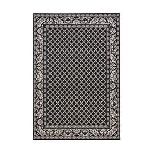 Koberec vhodný do exteriéru Royal 115x165 cm, čierny