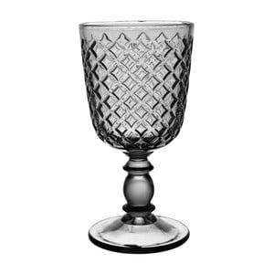 Sivý pohár Côté Table Arlequin, 280ml