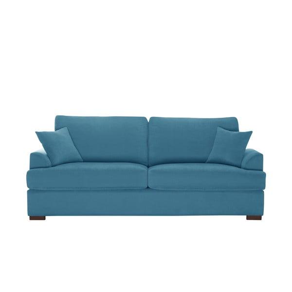 Trojmiestna pohovka Jalouse Maison Irina, modrá