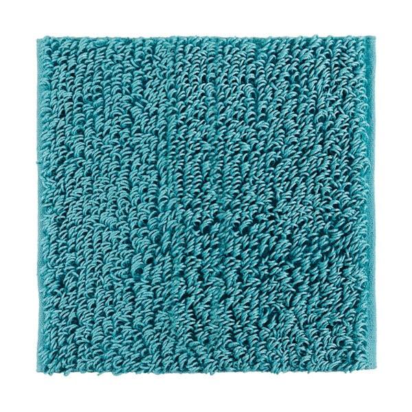 Kúpeľňová predložka Talin 60x60 cm, tyrkysová