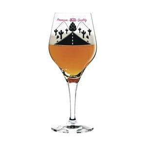 Set pohára na pivo a 5 pivných podložiek Ritzenhoff Judy Rhum, 560 ml