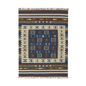 Ručne tkaný koberec Kilim Classic 19121 Mix, 75x125 cm
