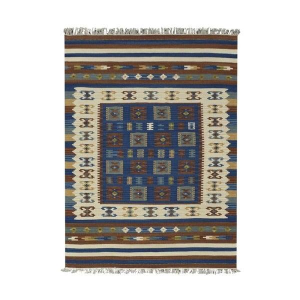 Ručne tkaný koberec Kilim Classic 19121 Mix, 95x155 cm