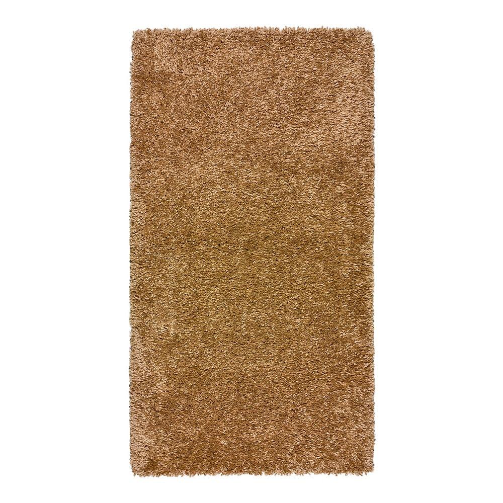 Hnedý koberec Universal Aqua Liso, 57 × 110 cm