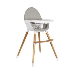 Detská polohovacia jedálenská stolička Tanuki NUUK Basic