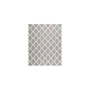 Vlnený koberec Ava Light Grey, 243x304 cm