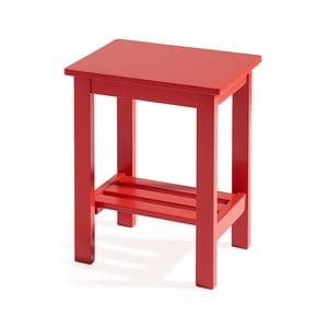 Kávový stolík Kaos Red