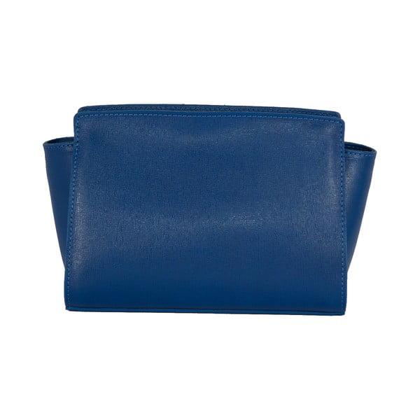 Kožená kabelka Andrea Cardone 2022 Blue Cobalto