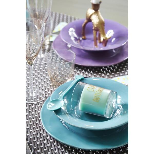 Keramický hlboký tanier Lavender