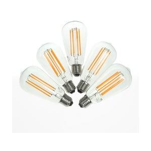 Sada 5 LED žiaroviek Bulb Attack MARINE Linear, 6,5 W
