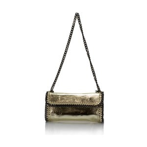 Kožená kabelka Markese 132 Gold