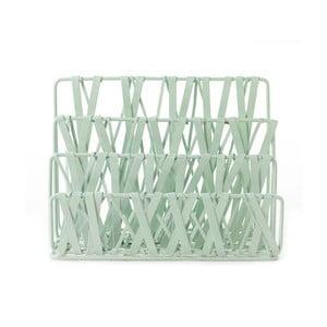 Stojan na listy Design Ideas Tangle Mint