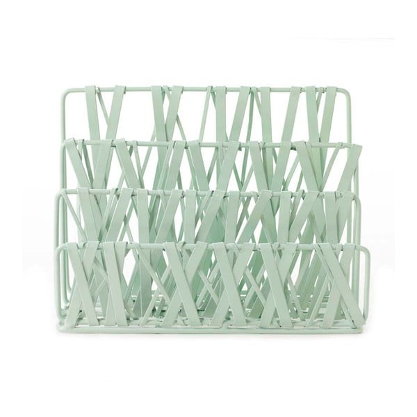 Stojan na listy Design Ideas Tangle Mint