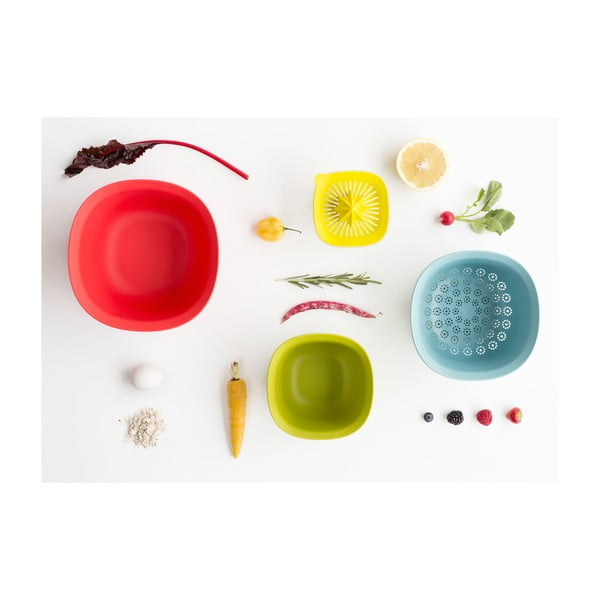 4-dielny set kuchynských pomôcok Brabantia