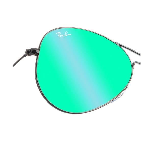 Slnečné okuliare Ray-Ban Aviator Black Aqua