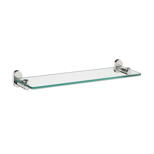 Nástenná sklenená polička Lucido